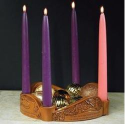 Glory to God Advent Wreath