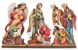 3 Piece Nativity set 11 inches