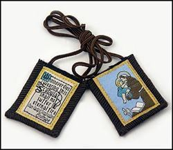 Picture of Saint Anthony Scapular