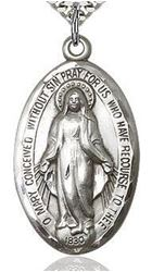 Picture of Miraculous Medal Stars Extra Large