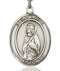 Picture for category Sterling Silver Patron Saint Medals