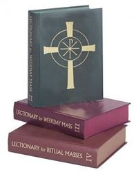 Picture of Lectionary - Weekday Mass (Chapel - Set of 3)