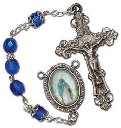 Picture of Our Lady of Grace Rosary