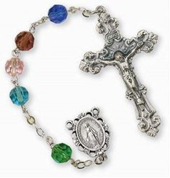 Picture of Multi-Color Rosary