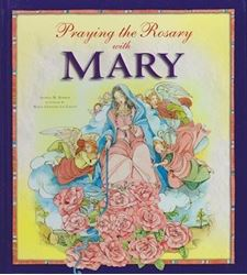 Picture of Praying the Rosary with Mary