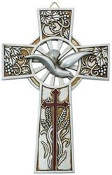 "8"" Dove Cross"