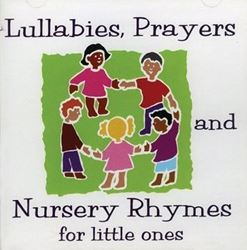 Picture of Susanna and Gerry Brown: Lullabies, Prayers & Nursery Rhymes for Little Ones