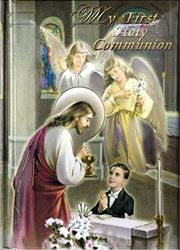 Picture of My First Holy Communion Missal - Boy