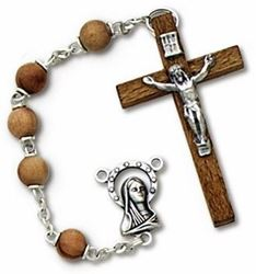 Picture of Olive Wood Rosary