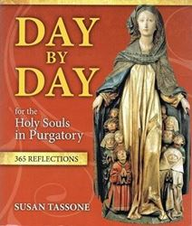 Picture of Day by Day for the Holy Souls in Purgatory