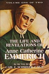 Picture of The Life and Revelations of Anne Catherine Emmerich Volume 1