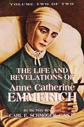 Picture of The Life and Revelations of Anne Catherine Emmerich Volume 2