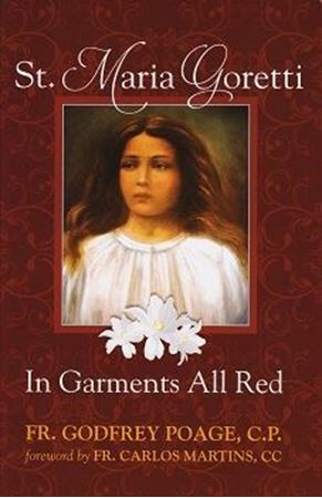 Picture of St. Maria Goretti: In Garments All Red