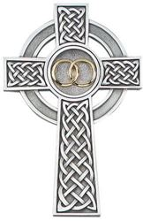Knotted Celtic Wall Cross