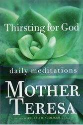 Picture of Thirsting for God: Daily Meditations