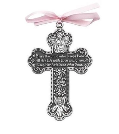 'Bless this Child' Cross - Girls