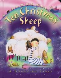 Picture of Ten Christmas Sheep