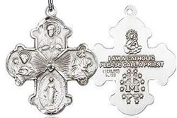Picture for category Sterling Silver 4-Way and 5-Way Medals