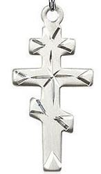 Picture of Sterling Silver Greek Orthadox Cross Pendant
