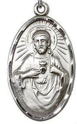 Picture of Scapular Medal Chiseled