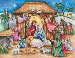Picture of Heavenly Son Advent Calendar