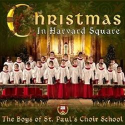Picture of The Boys of St. Paul's Choir School: Christmas In Harvard Square