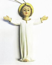 Standing Christ Child Ornament
