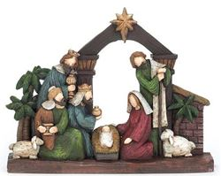 Picture of One Piece Nativity