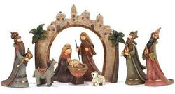 Nativity Set - 6 1/2 in.