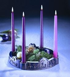 Picture of Journey to Bethlehem Advent Wreath