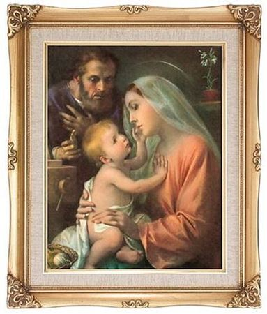 Picture of Holy Family Picture 16 x 20 in. (One Left)