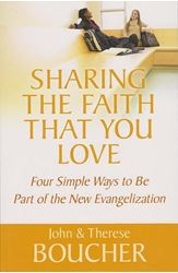 Sharing the Faith That You Love
