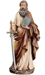 Saint Paul Statue - 10.5 in.