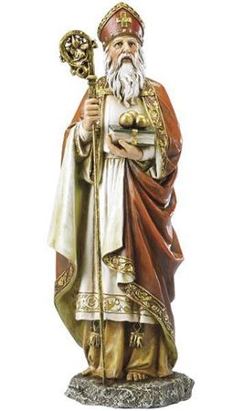 Saint Nicholas Statue - 4, 6, and 10 in.