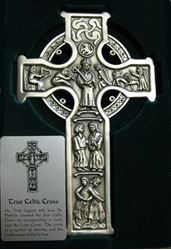 Picture of True Celtic Cross 8""
