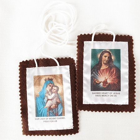 Our Lady of Mount Carmel Scapular