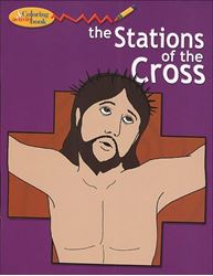 The Stations of the Cross Coloring and Activity Book