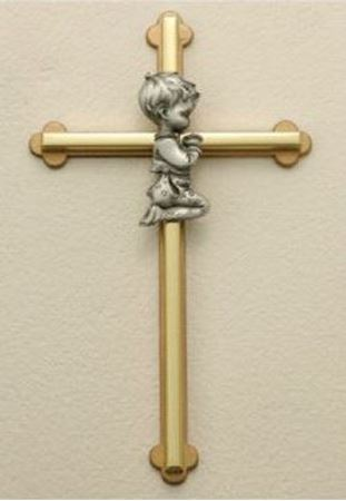 Picture of Gold-Tone Cross - Boy