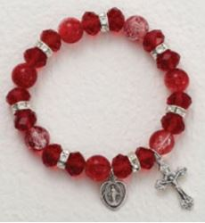 Picture of Red Stretch Bracelet