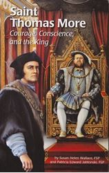 Picture of Saint Thomas More Courage Conscience and the King