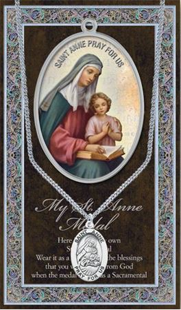 Picture of  Saint Anne Medal