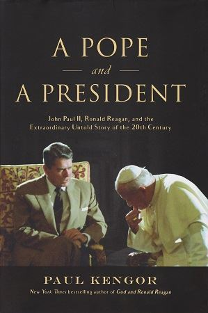 Picture of A Pope and A President