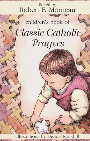 Picture of Children's Book of Classic Catholic Prayers
