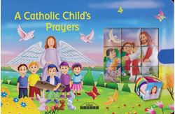 Picture of A Catholic Child's Prayers