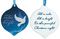Picture of All Is Calm Ornament
