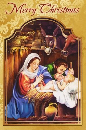 Merry Christmas Cards Catholic Books Crucifixes Gifts