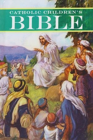 Picture of Catholic Children's Bible