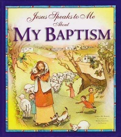 Picture of Jesus Speaks To Me About My Baptism