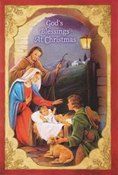 Picture of God's Blessings Christmas Cards