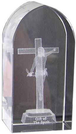 Picture of Etched Glass Gift of the Spirit